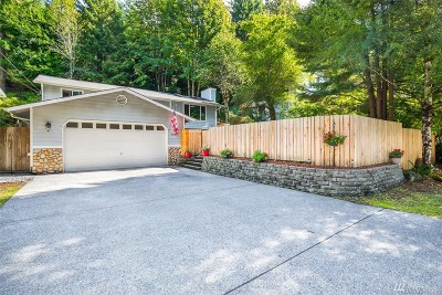 North Bend WA Single Family Home For Sale: $515,000