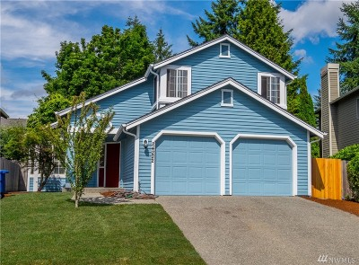 Sammamish Single Family Home For Sale: 24222 SE 38th Place