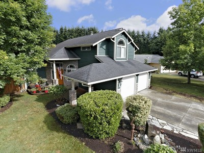Olympia Single Family Home For Sale: 2849 45th Ave SE