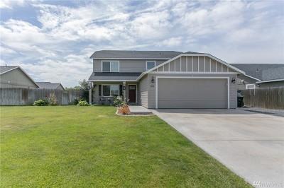 Moses Lake Single Family Home For Sale: 1335 E Crossroads Dr