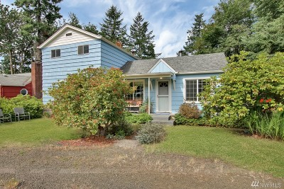 Olympia Single Family Home For Sale: 1551 Brown St SE