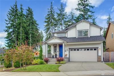 Everett Single Family Home For Sale: 12122 23rd Dr SE