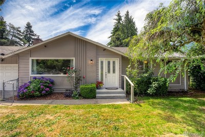 Federal Way Single Family Home For Sale: 1859 S 288th St