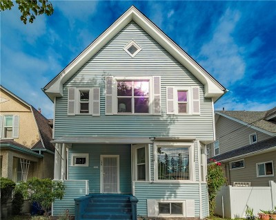 Seattle Single Family Home For Sale: 156 25th Ave
