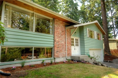 Kenmore Single Family Home For Sale: 19521 67th Ave NE