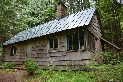 North Bend Single Family Home For Sale: 66303 SE Denny Creek Rd