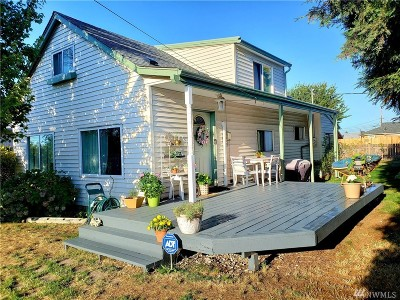 Tacoma Single Family Home For Sale: 1711 S Adams St