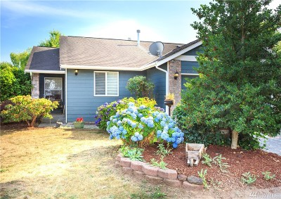 Marysville Single Family Home For Sale: 2718 177th Place NE