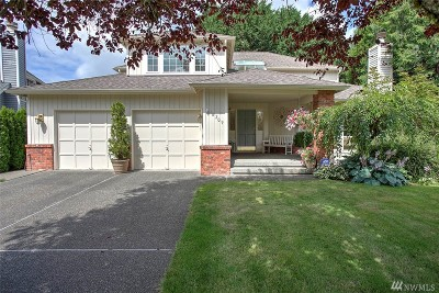 Renton Single Family Home For Sale: 18209 133rd Ave SE
