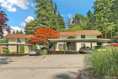 Kirkland Condo/Townhouse For Sale: 12528 NE 117th Place #E-5