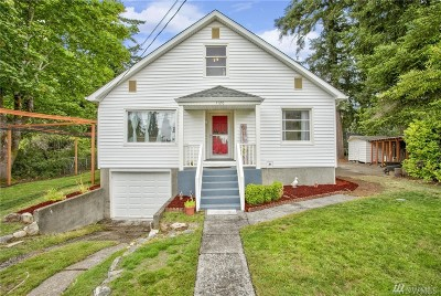 Bremerton Single Family Home For Sale: 1120 E 33rd St