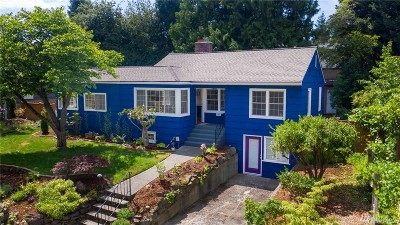 Seattle Single Family Home For Sale: 8409 36th Ave NE
