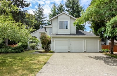 Puyallup Single Family Home For Sale: 8708 64th Ave E