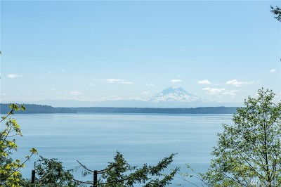 Olympia Residential Lots & Land For Sale: 7240 Puget Beach Rd NE