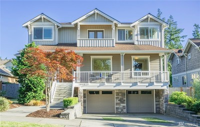 Mukilteo Single Family Home For Sale: 1011 10th Street