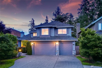Sammamish Single Family Home For Sale: 19163 NE 43rd Ct
