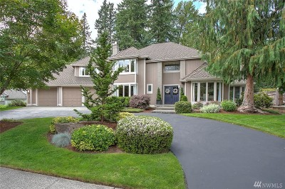 Sammamish Single Family Home For Sale: 4027 230th Place SE