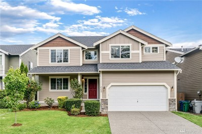 Renton Single Family Home For Sale: 6834 SE 5th St