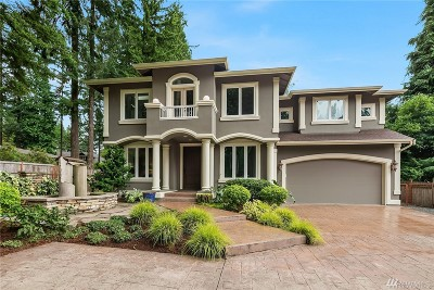 Bothell Single Family Home For Sale: 18813 92nd Ave NE