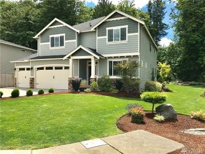 Tumwater Single Family Home For Sale: 7235 Munn Lake Drive SE
