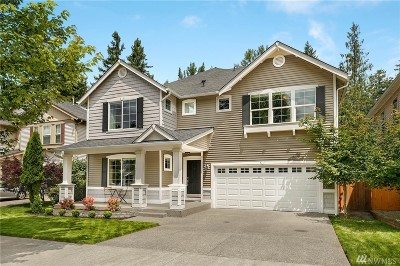 Snoqualmie Single Family Home For Sale: 33800 SE Sorenson St