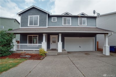 Puyallup Single Family Home For Sale: 13719 116th Av Ct E