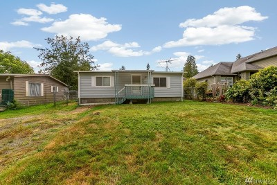 Des Moines Single Family Home For Sale: 25005 10th Ave S