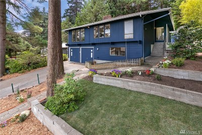 Seattle Single Family Home For Sale: 13333 12th Ave NE
