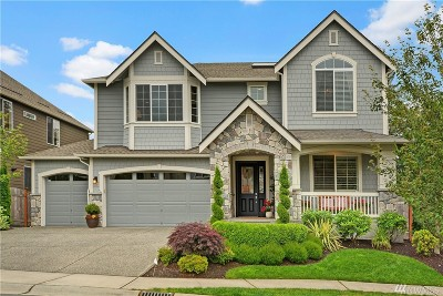 Sammamish Single Family Home For Sale: 1361 267th Place SE