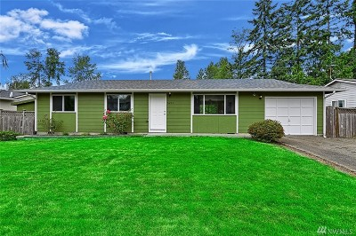 Marysville Single Family Home For Sale: 6213 60th Pl NE