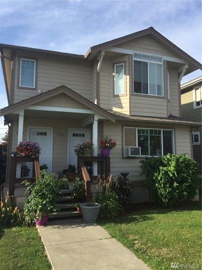Sumas Multi Family Home For Sale: 320 Garfield St