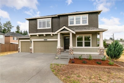 Puyallup Single Family Home For Sale: 12815 116th Av Pl E #168