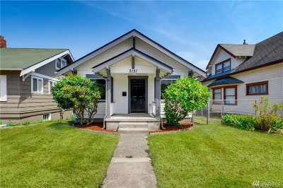 Single Family Home For Sale: 2121 S L St
