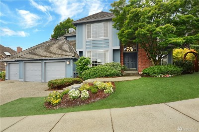 Woodinville Single Family Home For Sale: 13201 NE 145th Place