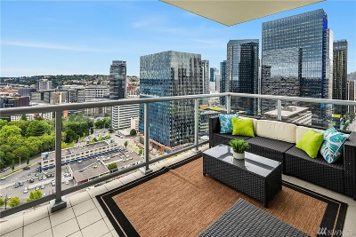 Seattle Condo/Townhouse For Sale: 583 Battery St #2402N