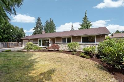 Kirkland Single Family Home For Sale: 12822 NE 132nd St