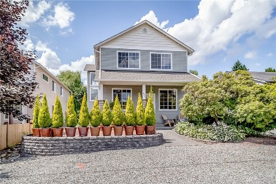 Snohomish Single Family Home For Sale: 822 Ford Ave