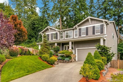 Sammamish Single Family Home For Sale: 3625 212th Place SE