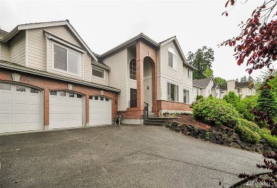 Bothell WA Single Family Home For Sale: $699,000