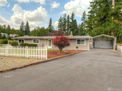 Puyallup WA Single Family Home For Sale: $289,950