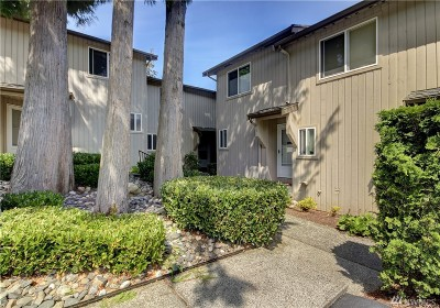 Bellingham Condo/Townhouse For Sale: 1305 W Clearbrook Dr #9