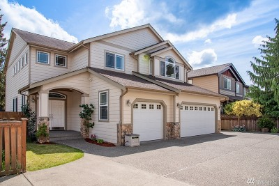 Renton Single Family Home For Sale: 2729 Jones Ave NE