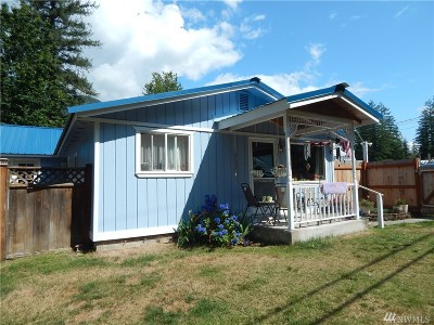 Skagit County Single Family Home For Sale: 59291 State Route 20