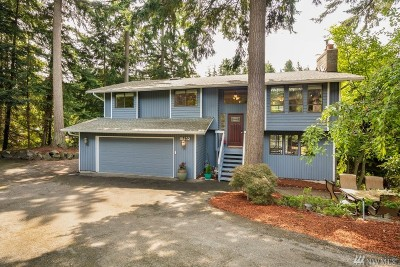 Edmonds Single Family Home For Sale: 18432 74th Place W