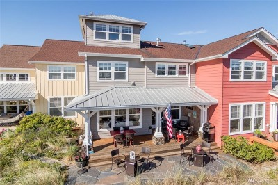 Port Ludlow WA Single Family Home For Sale: $725,000