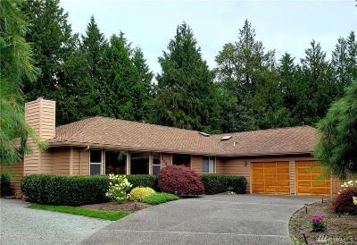 Burlington Single Family Home Pending: 16442 Birdie Lane