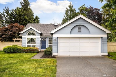 King County Single Family Home For Sale: 27420 140th Ave SE