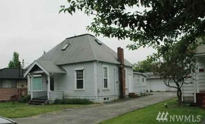 Renton Single Family Home For Sale: 82 Williams Ave S
