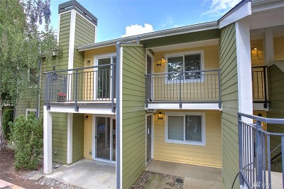 Bellevue Condo/Townhouse For Sale: 12607 SE 41st Place #H203