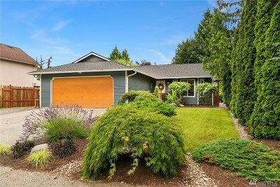 Lake Stevens Single Family Home For Sale: 9202 15th Place SE